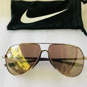 Nike Aviator Unisex Sunglasses
